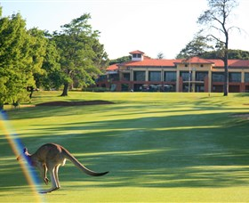 Royal Canberra Golf Club - VIC Tourism