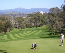 Fairbairn Golf Club - VIC Tourism