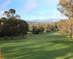 Federal Golf Club - VIC Tourism
