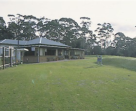 Yarram Golf Club - VIC Tourism