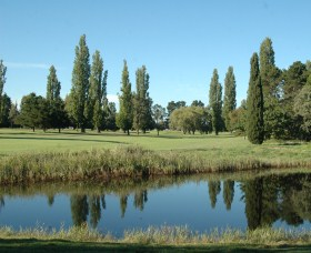 Goulburn Golf Club - VIC Tourism