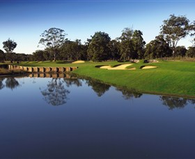Kooindah Waters Golf Club - VIC Tourism