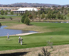 Gungahlin Lakes Golf and Community Club - VIC Tourism