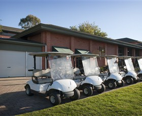 Country Club Tasmania Golf Course - VIC Tourism