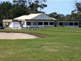 Seabrook Golf Club - VIC Tourism