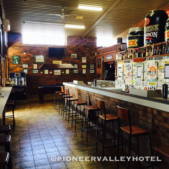 Pioneer Valley Hotel - VIC Tourism