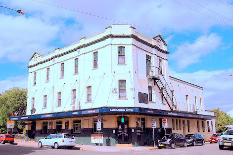 Caledonian Hotel - VIC Tourism
