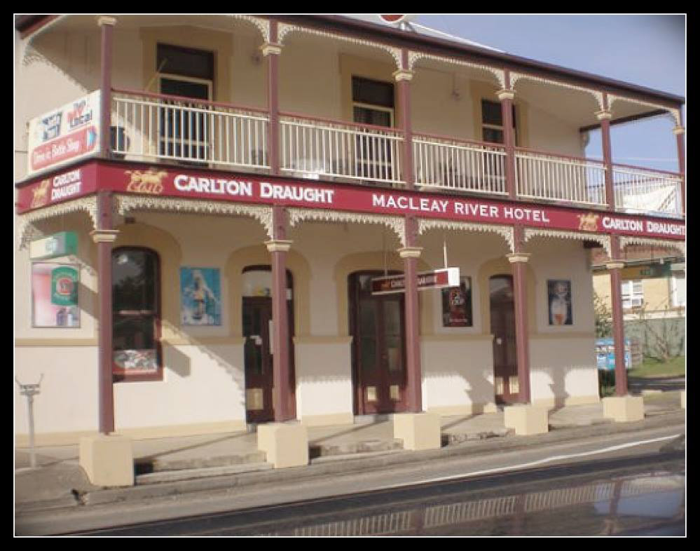 Macleay River Hotel - VIC Tourism