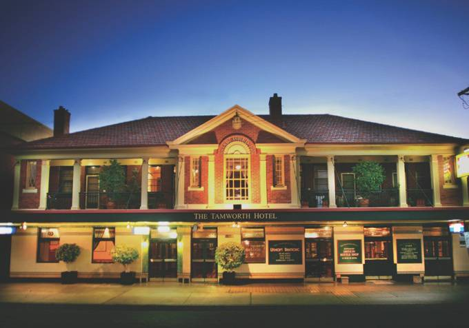 Tom Price Hotel - VIC Tourism
