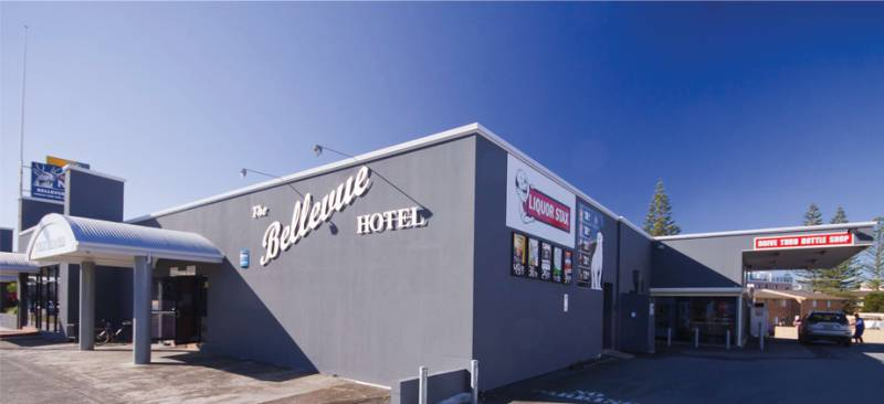 Bellevue Hotel - VIC Tourism
