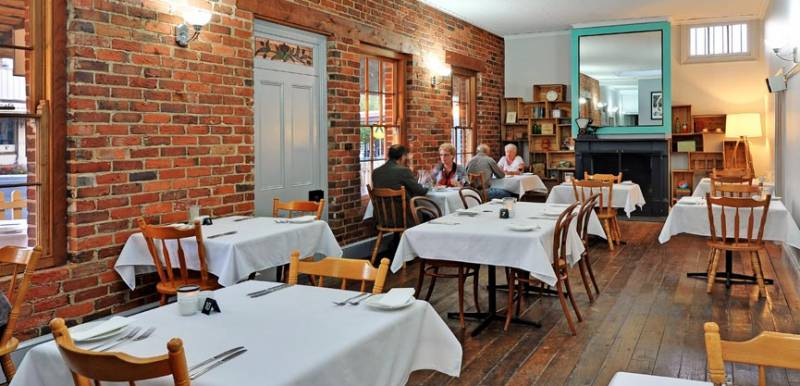 Stokers Restaurant  Bar - VIC Tourism