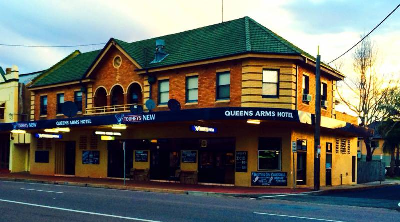 Queens Arms Hotel - VIC Tourism