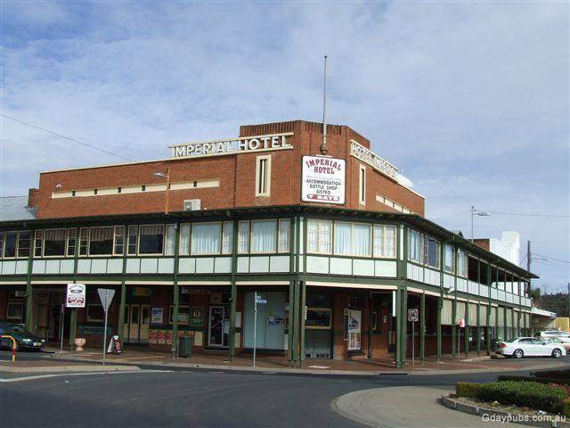 Imperial Hotel Coonabarabran - VIC Tourism