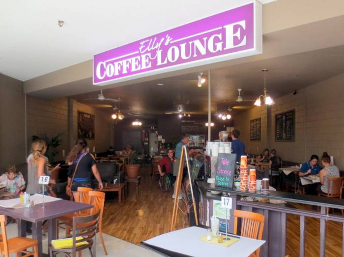 Ellys Coffee Lounge - VIC Tourism