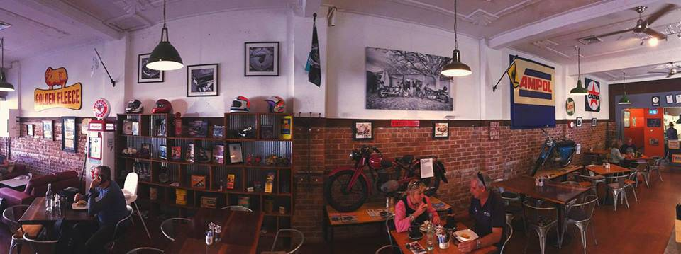 Roadies Cafe - VIC Tourism