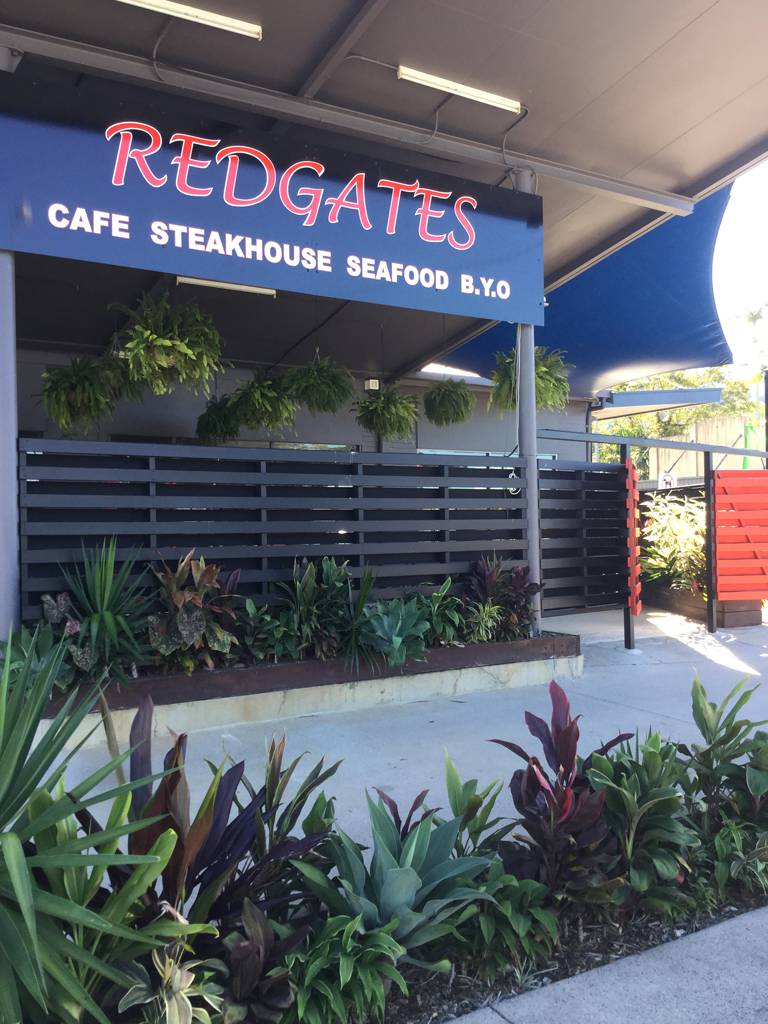 Redgates Caf Steakhouse Seafood - VIC Tourism