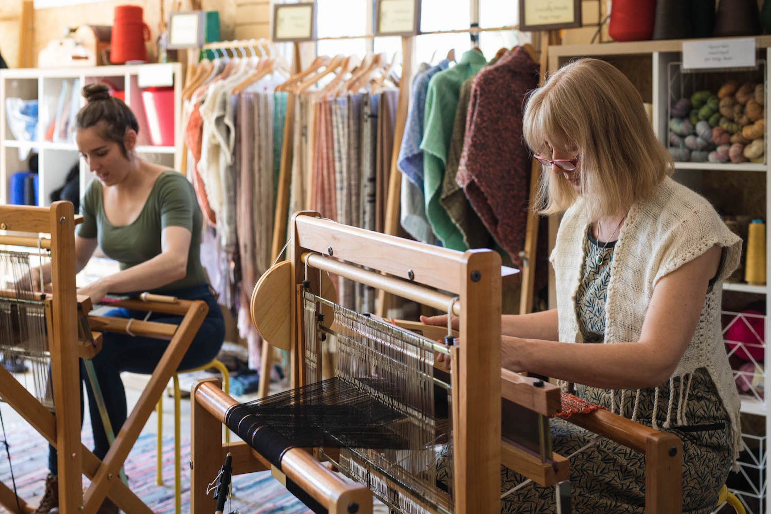 An Introduction to Weaving - VIC Tourism