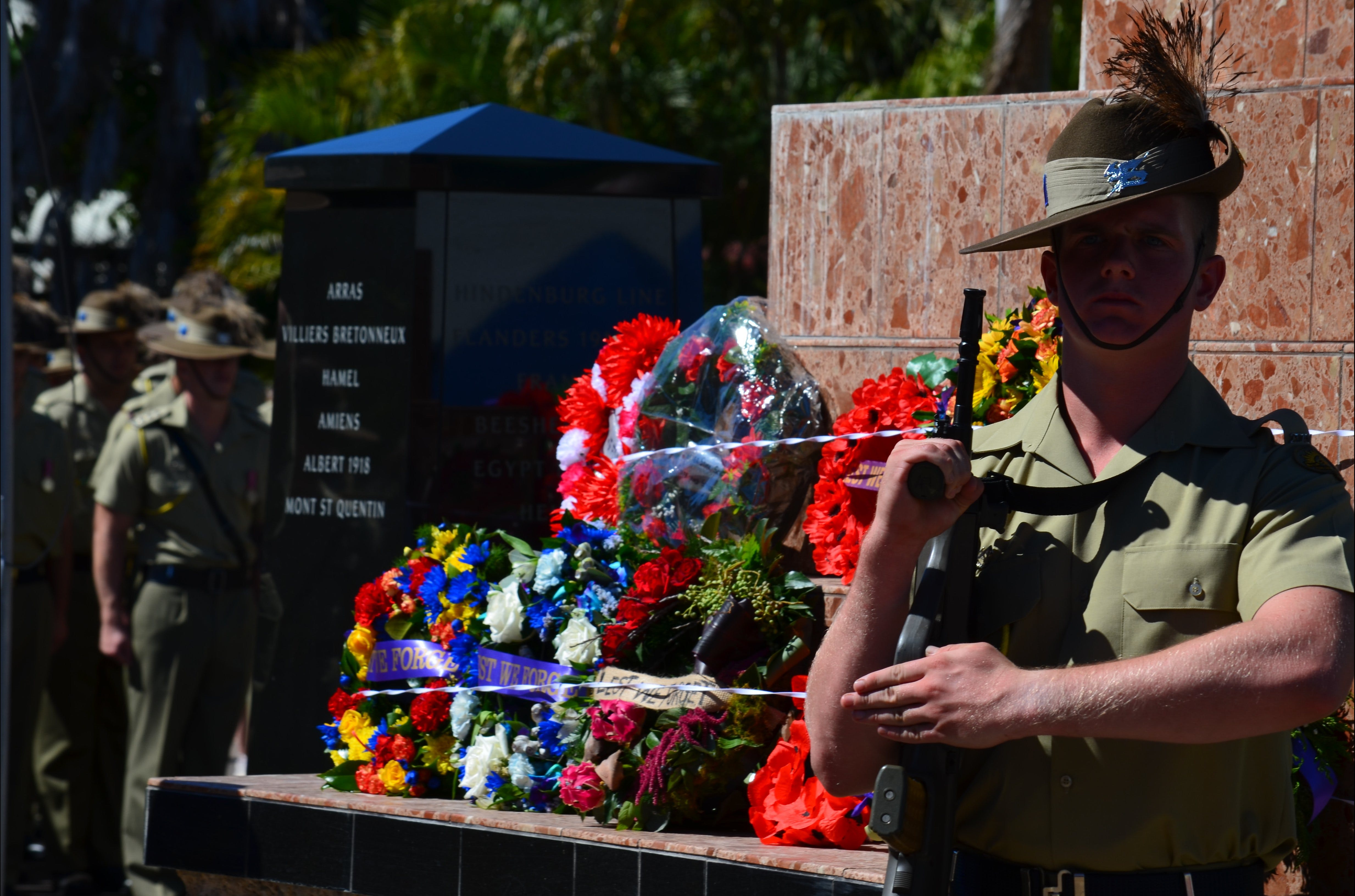 Anzac Day Charters Towers - VIC Tourism