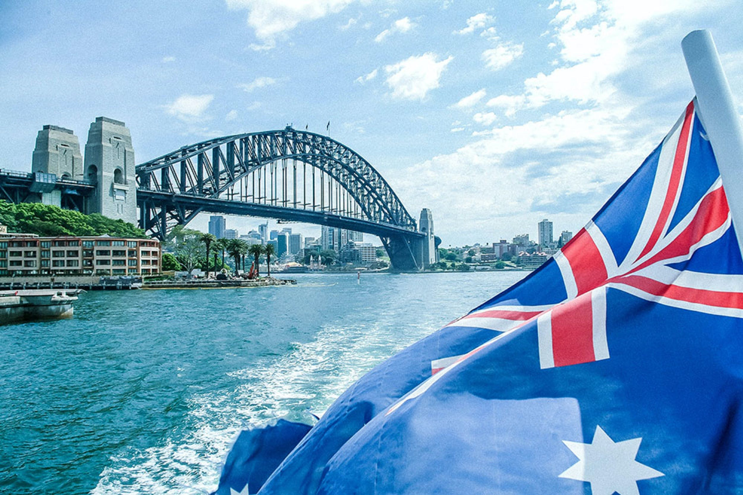 Australia Day Lunch and Dinner Cruises On Sydney Harbour with Sydney Showboats - VIC Tourism