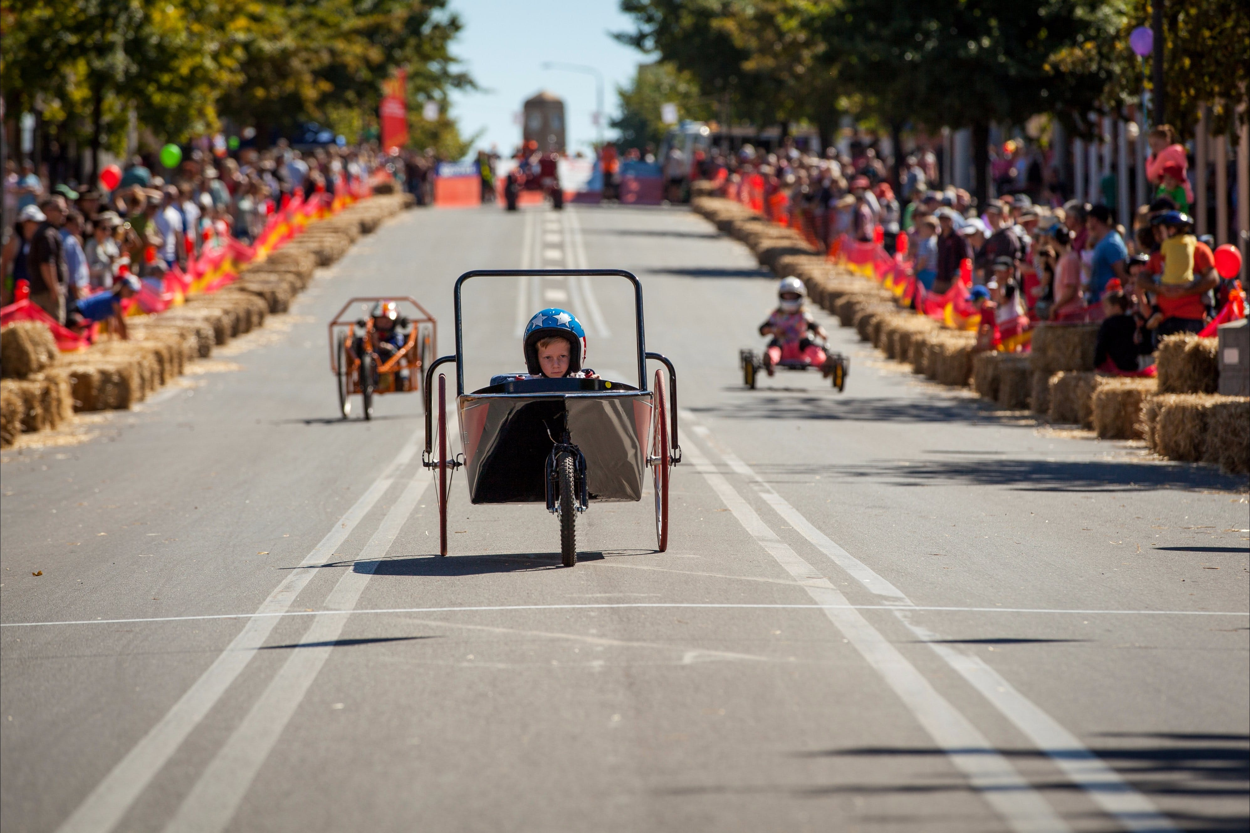 Australian Billy Cart Championships - VIC Tourism
