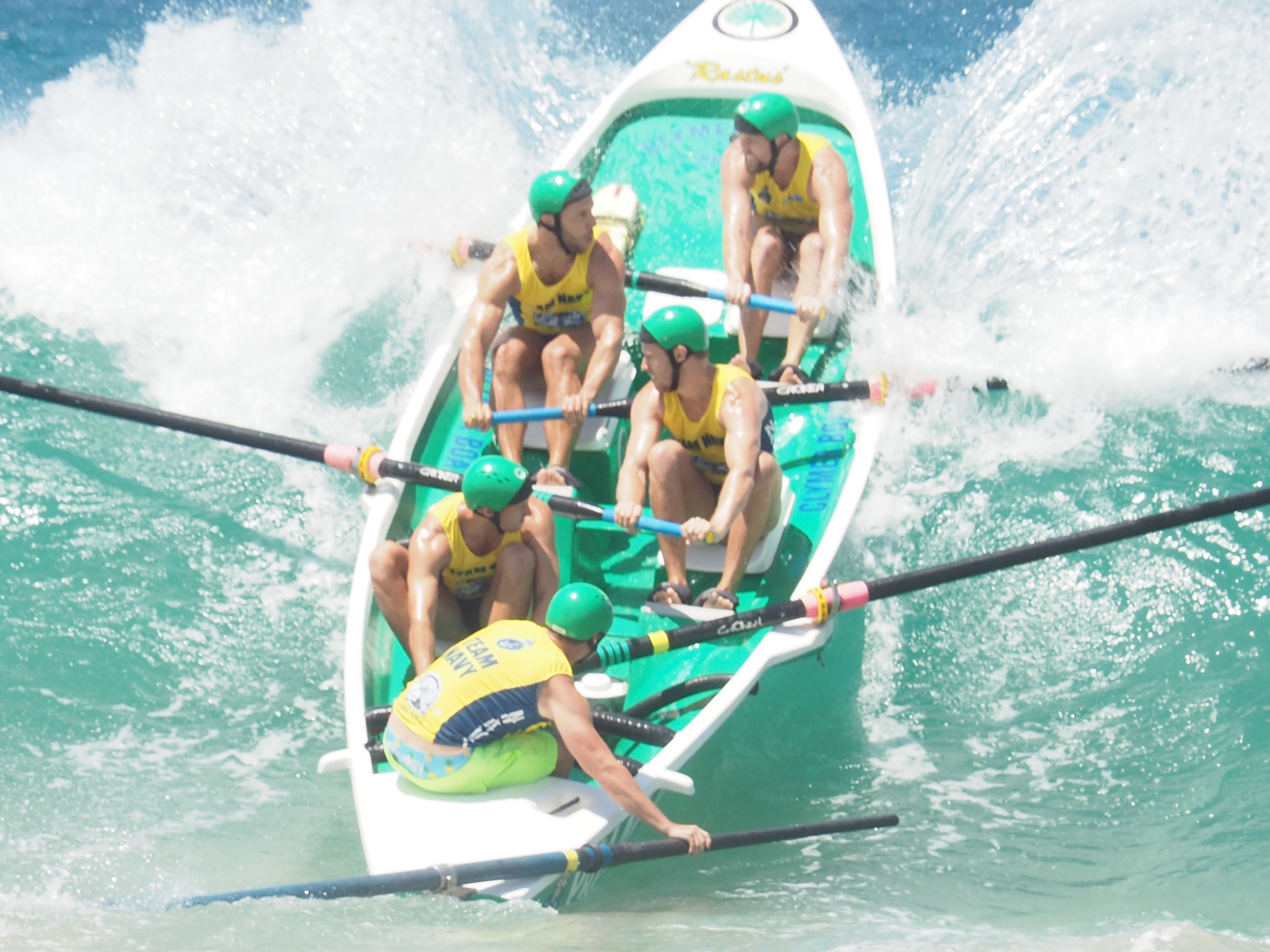 Australian Surf Rowers League Open - VIC Tourism