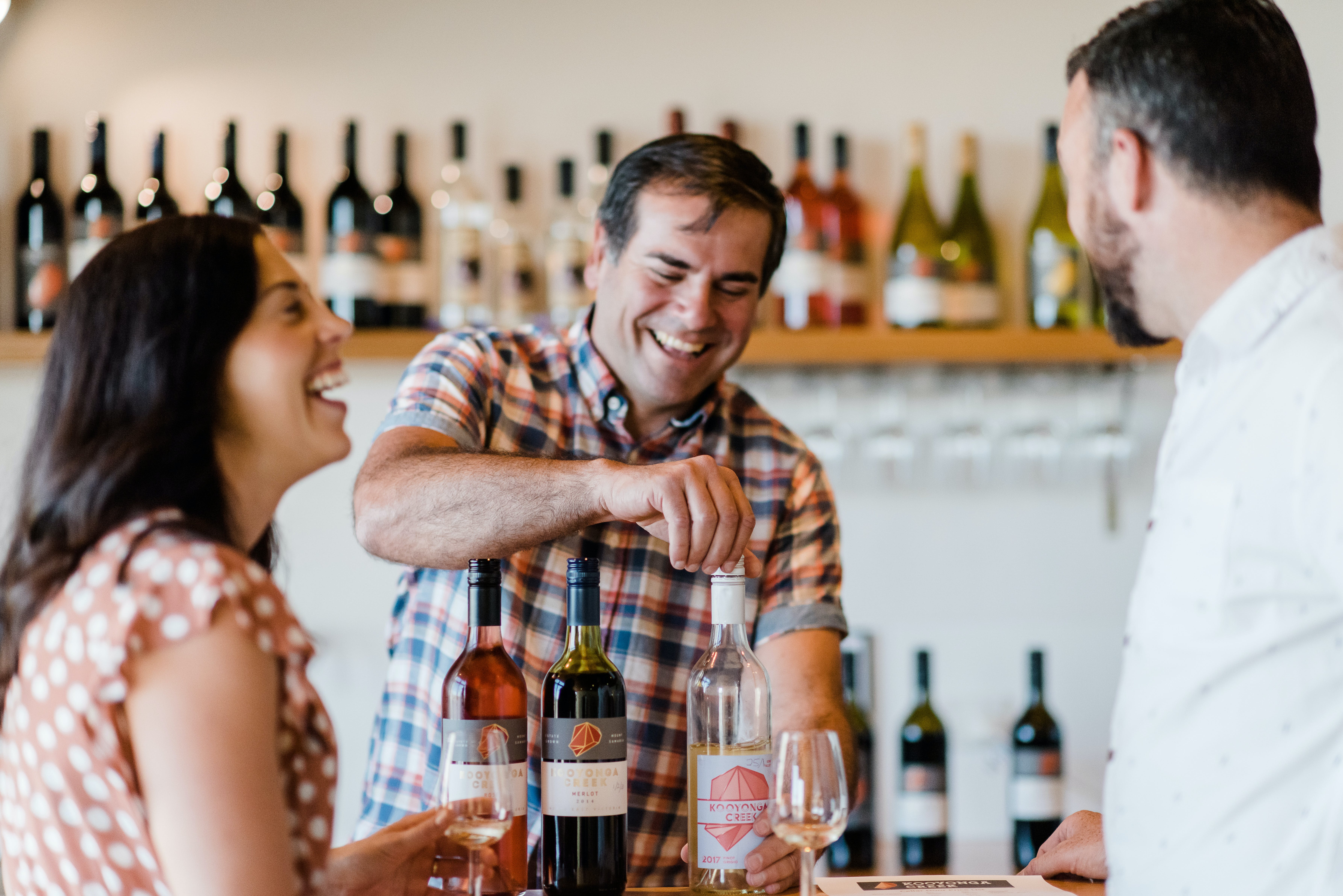 Behind the Wine - For The Wine Enthusiast - VIC Tourism