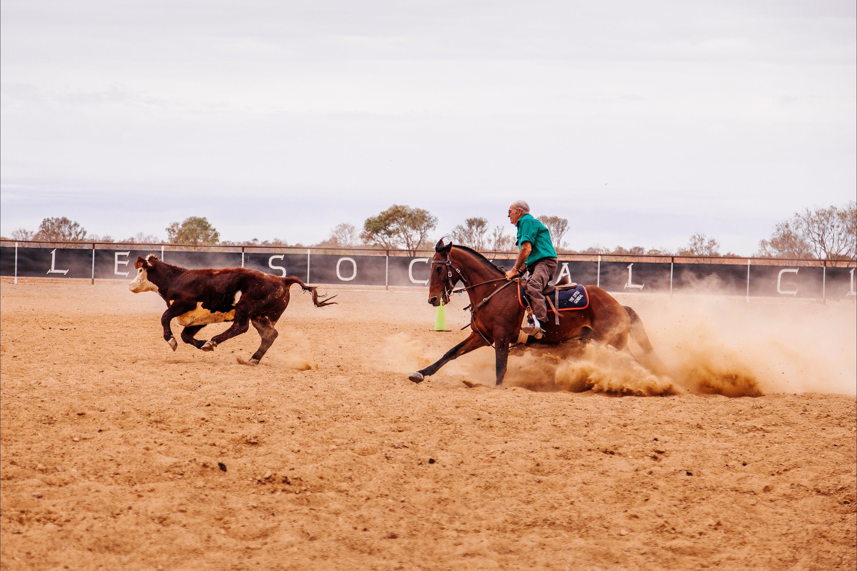 Birdsville Campdraft  Rodeo and Bronco Branding - VIC Tourism