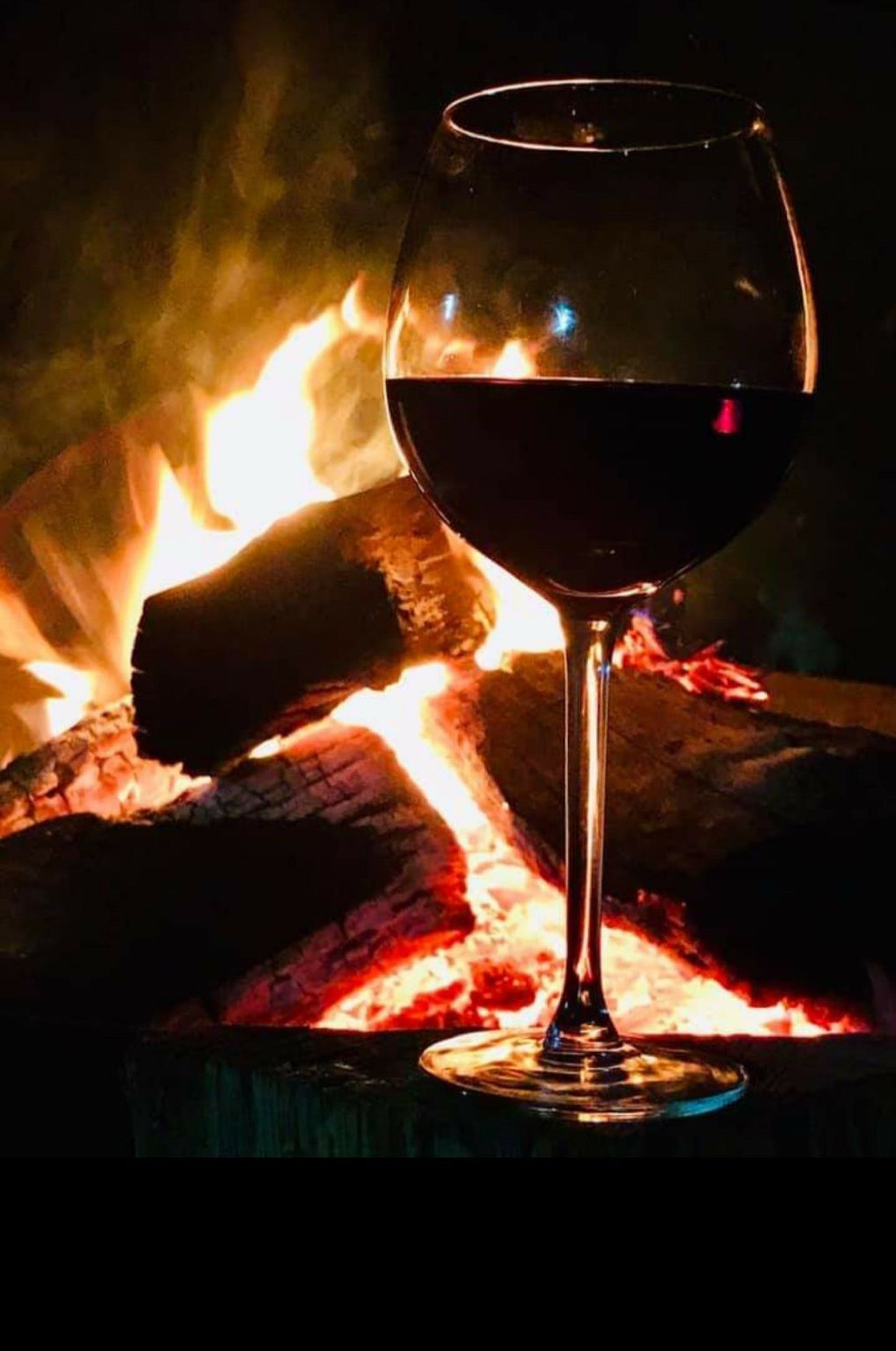 Book your Fire Pit at The Oriana - VIC Tourism