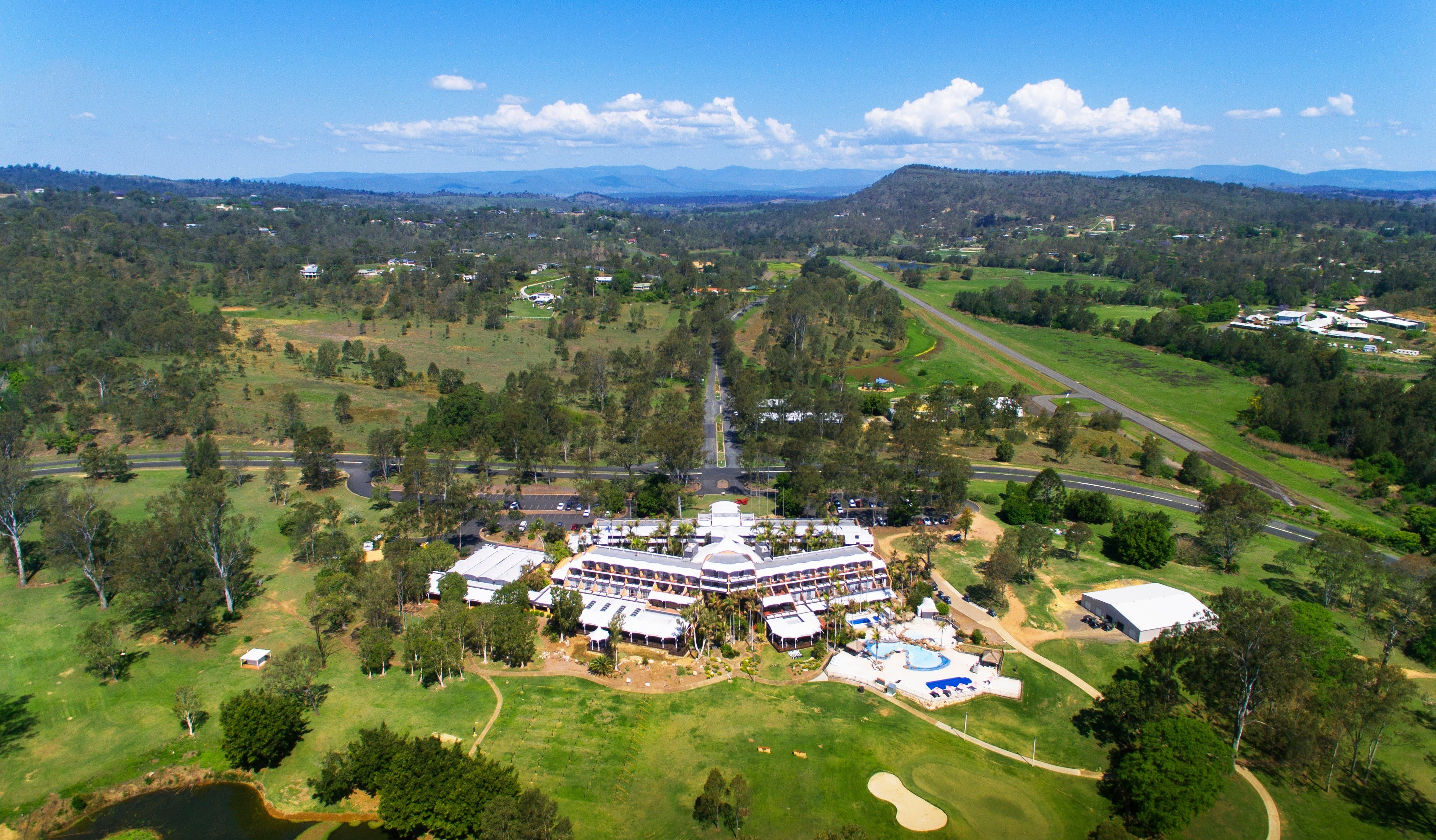 Christmas In July at The Kooralbyn ValleyResort - VIC Tourism