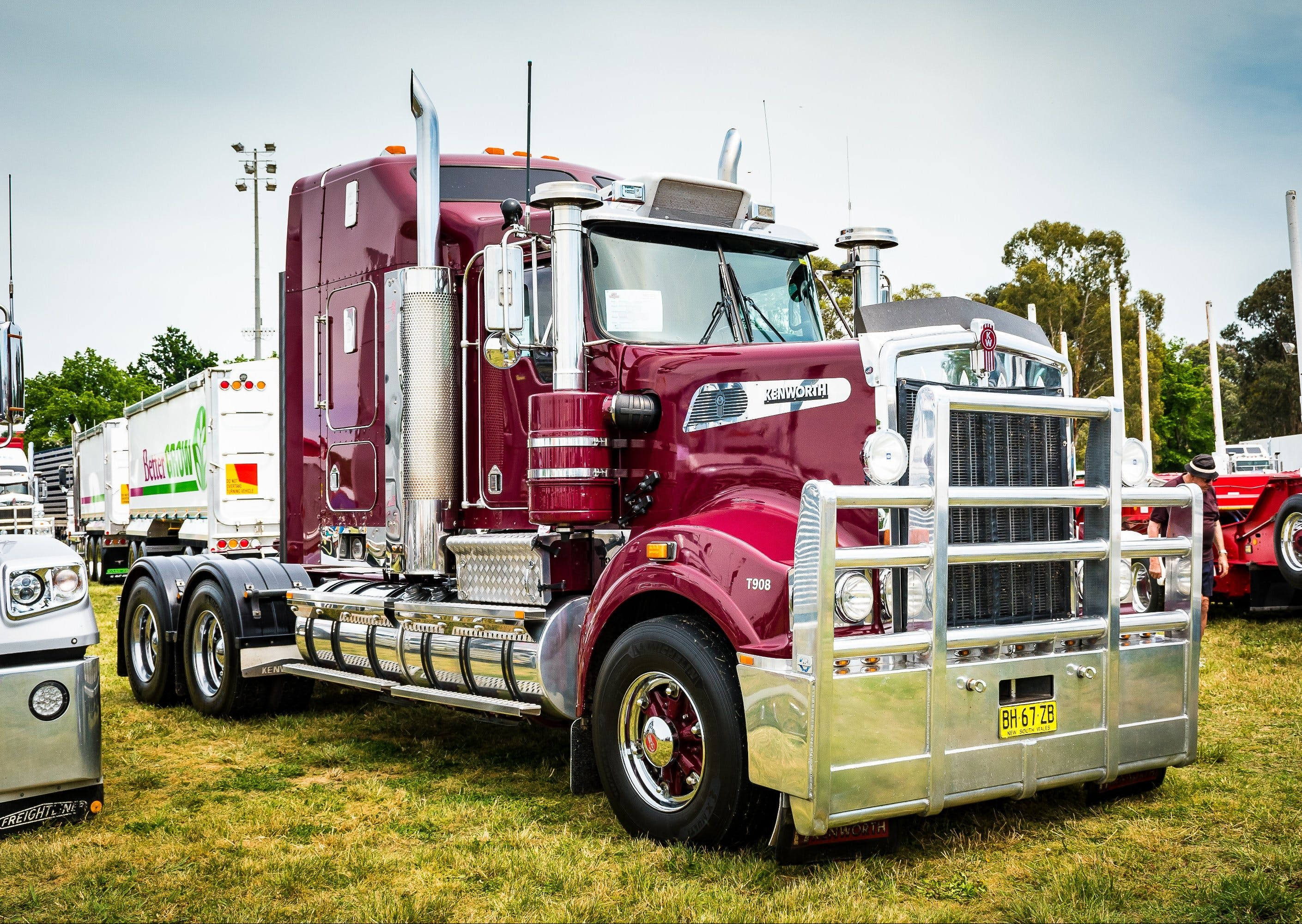 Dane Ballinger Memorial Truck Show - VIC Tourism