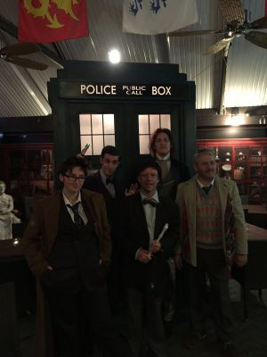 Dr Who Quiz Night - VIC Tourism