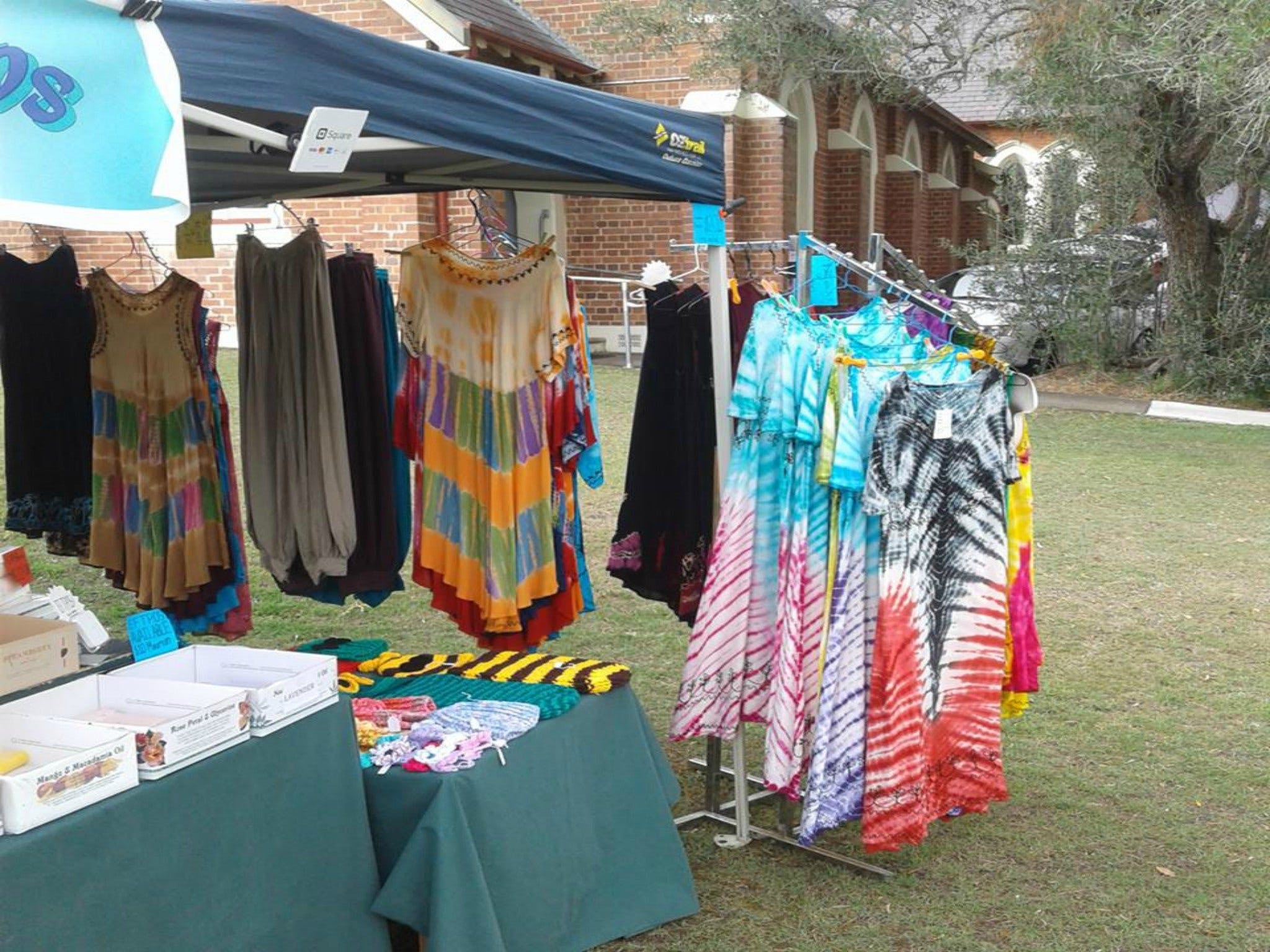 Dungog Markets - VIC Tourism