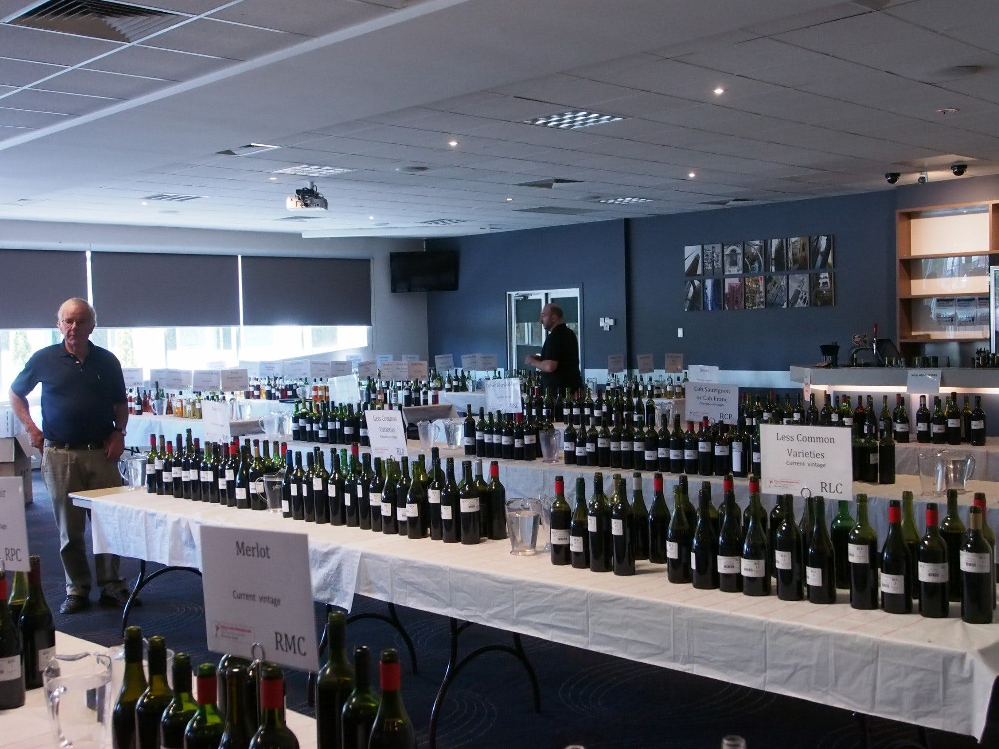 Eltham and District Wine Guild Annual Wine Show - 51st Annual Show - VIC Tourism