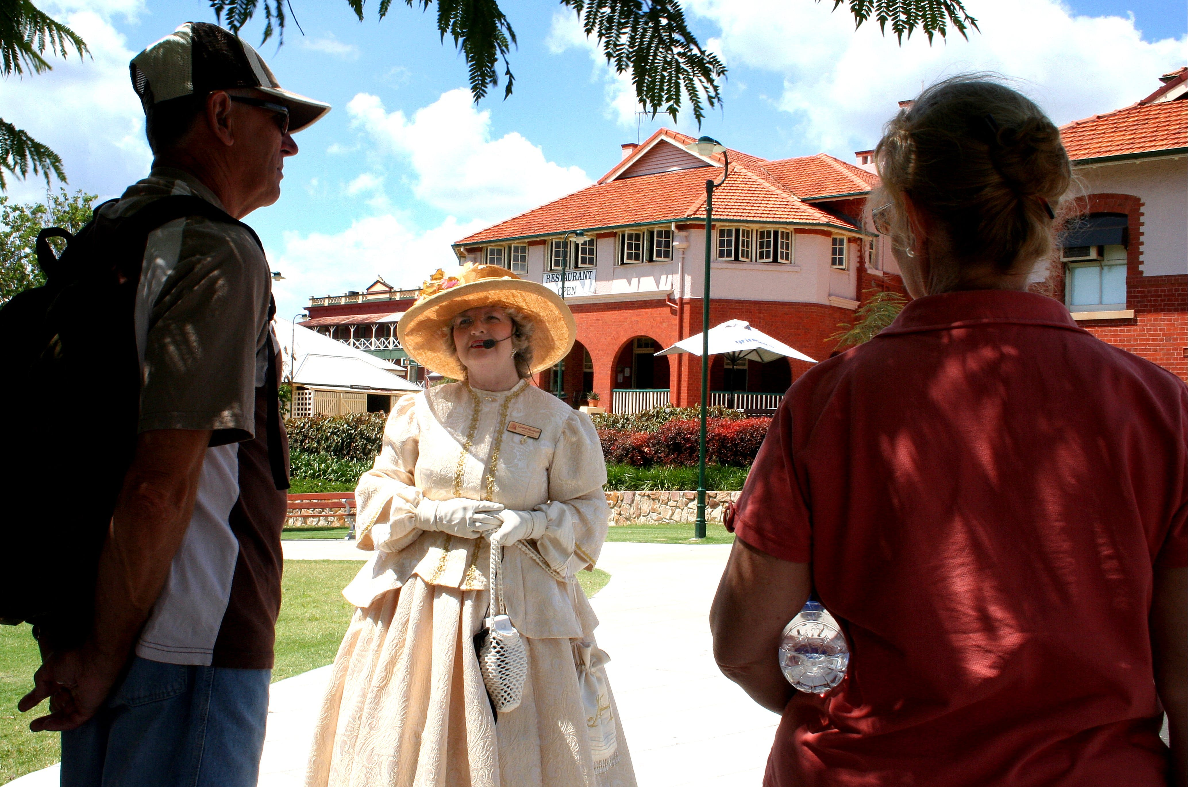 Free Guided Maryborough Heritage Walk Tour - VIC Tourism