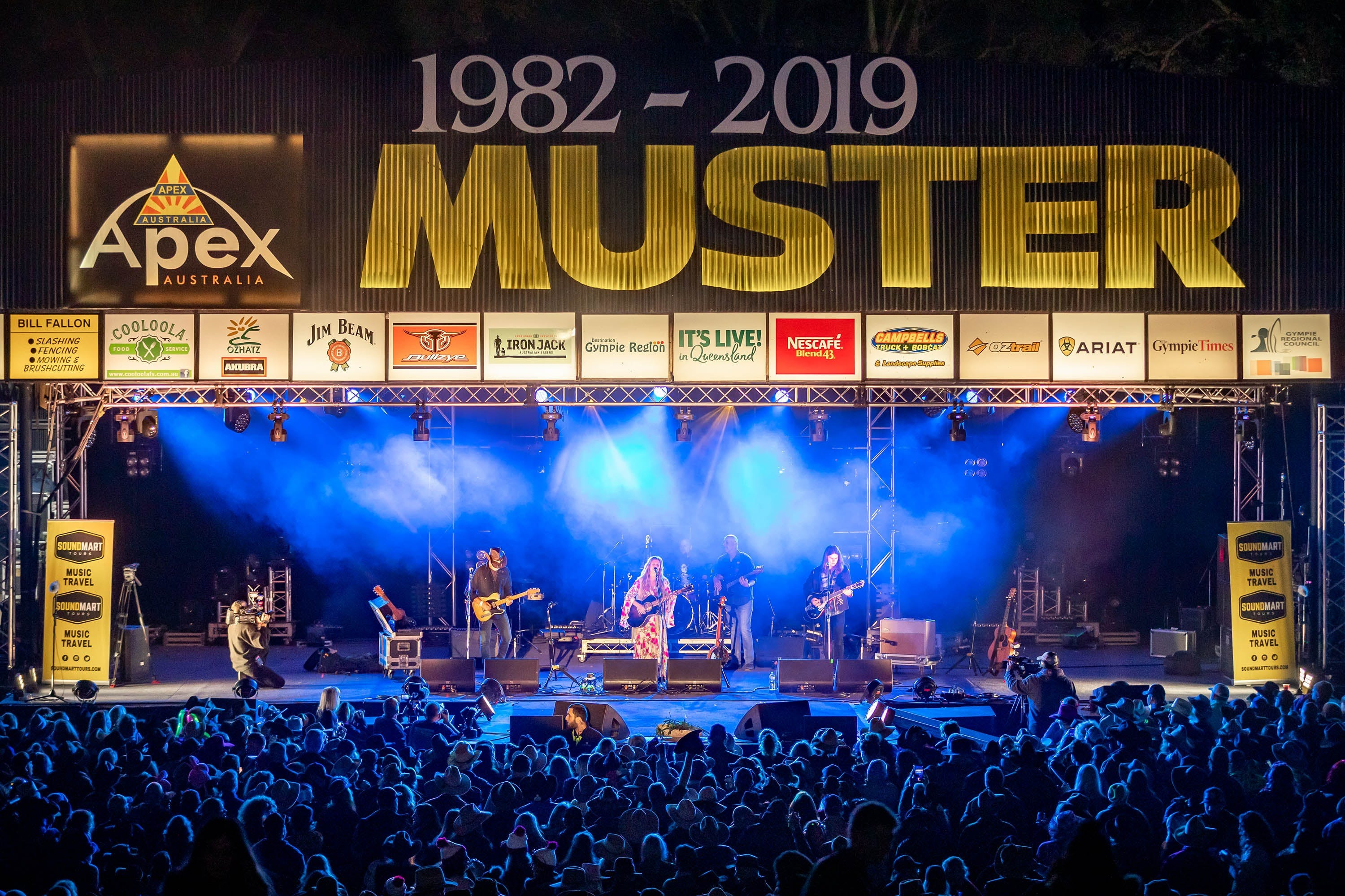 Gympie Music Muster - VIC Tourism