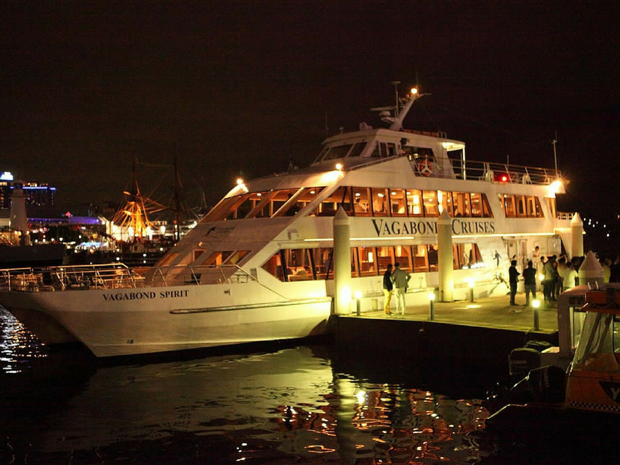 Halloween Party Cruise - VIC Tourism