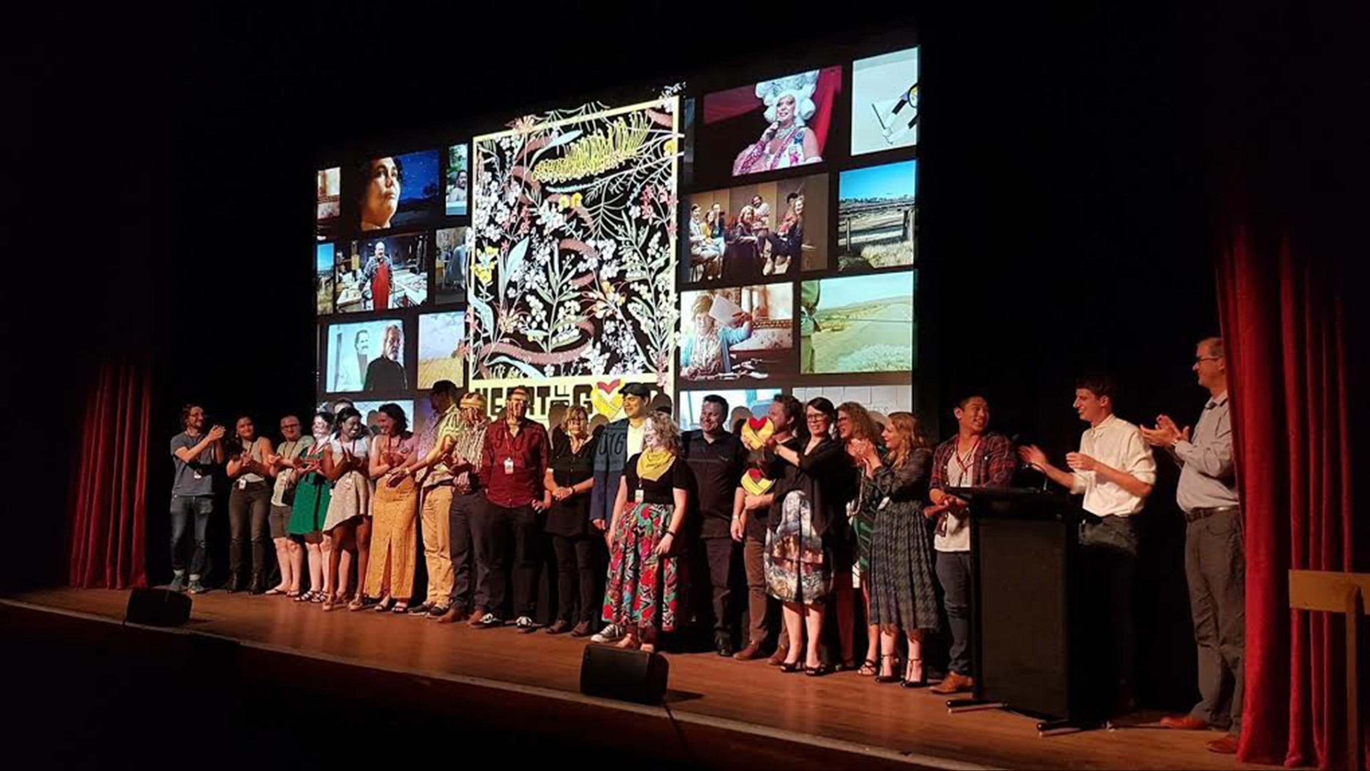 Heart of Gold International Short Film Festival - VIC Tourism