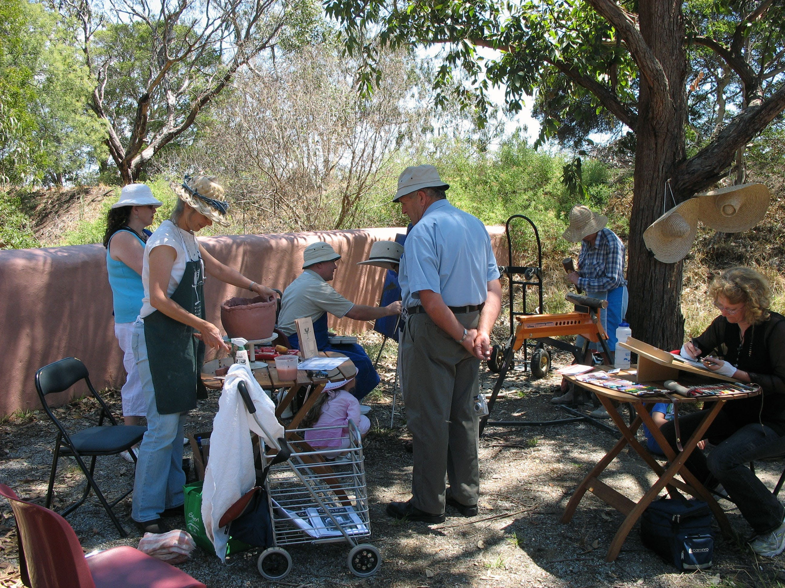 Herring Island Summer Arts Festival - VIC Tourism