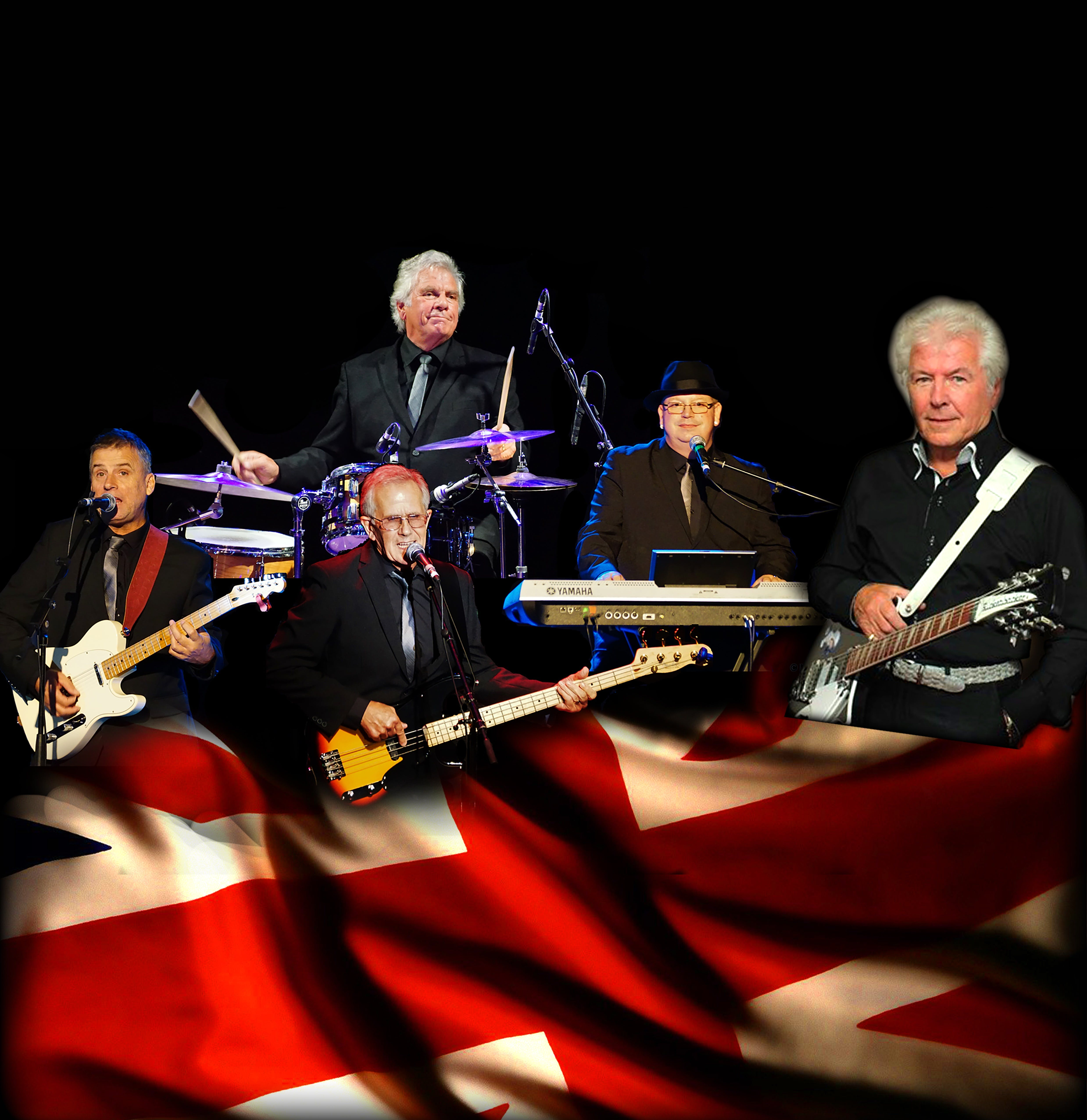 Herman's Hermits with Special Guest Mike Pender - The Six O'Clock Hop - VIC Tourism