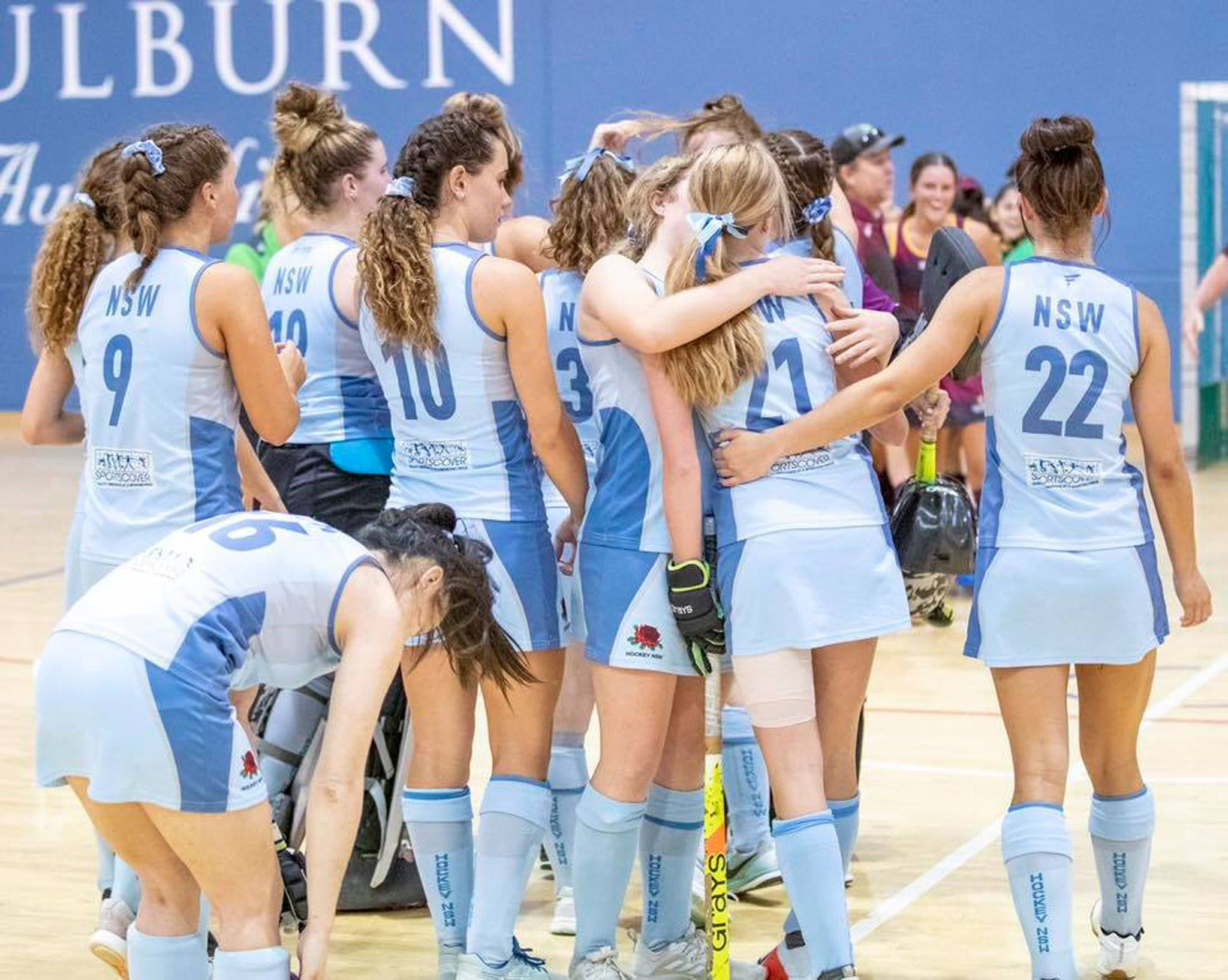 Hockey NSW Indoor State Championship  Under 18 Girls - VIC Tourism