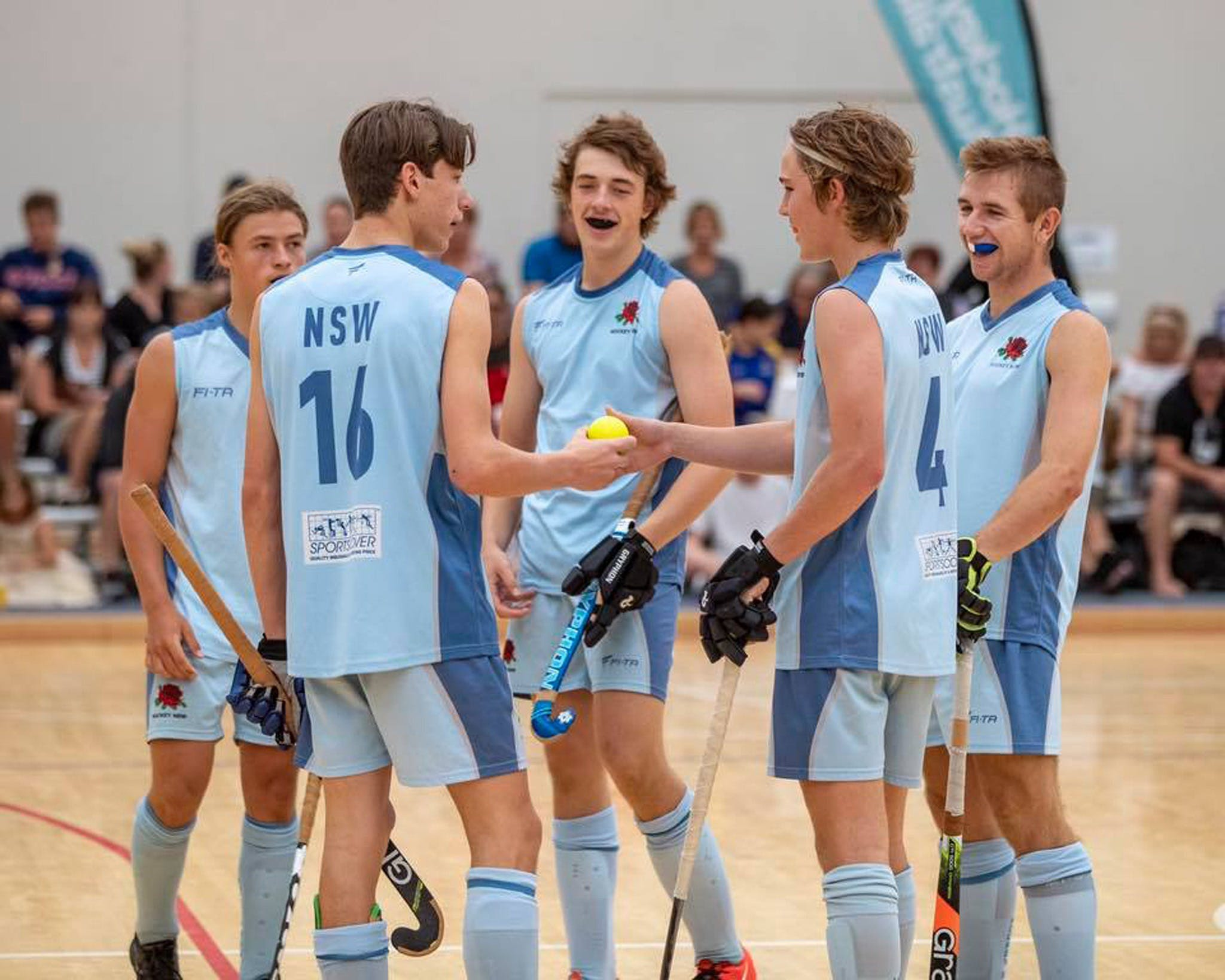 Hockey NSW Indoor State Championship  Open Men - VIC Tourism