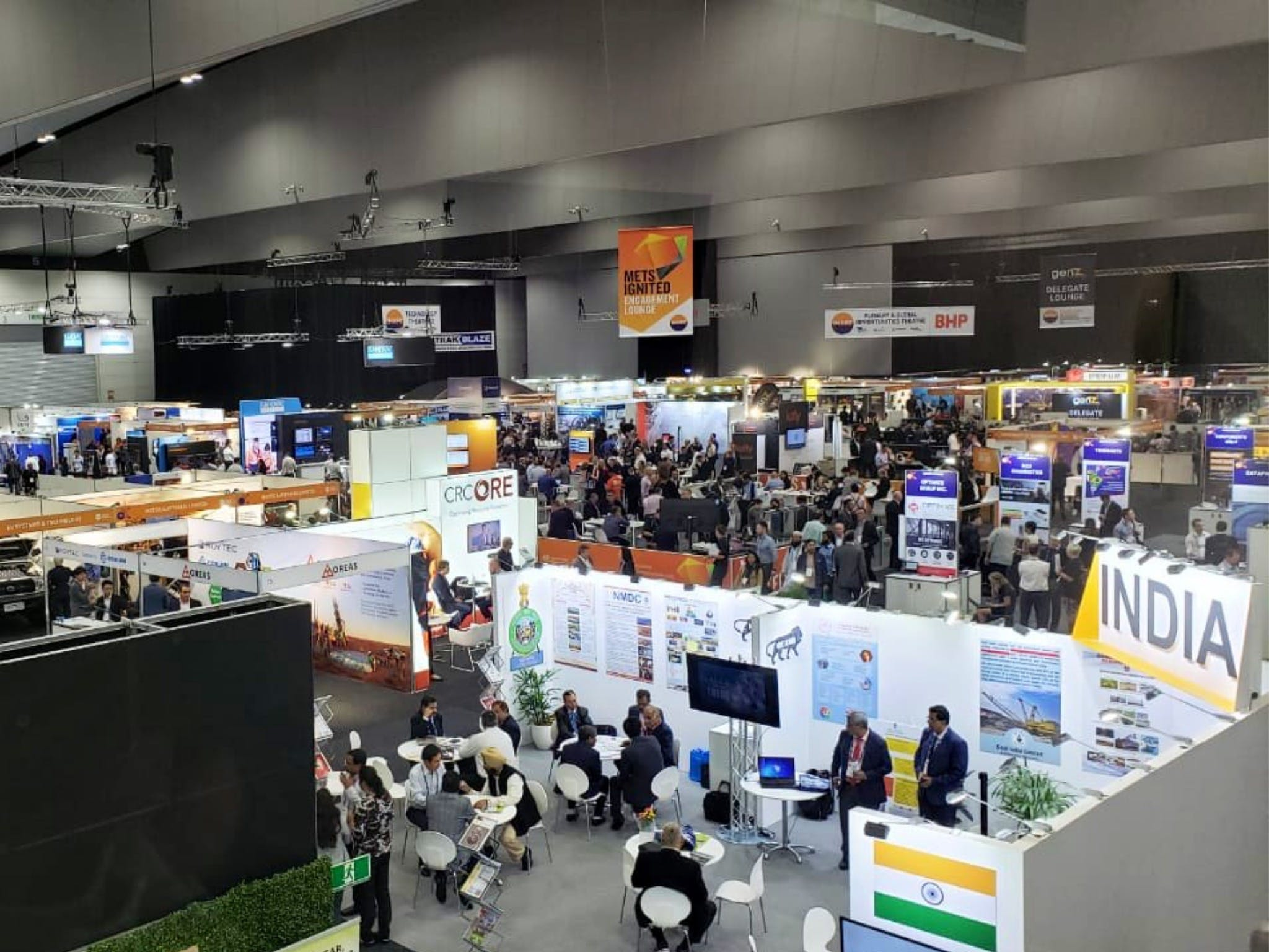 International Mining and Resources Conference IMARC - VIC Tourism