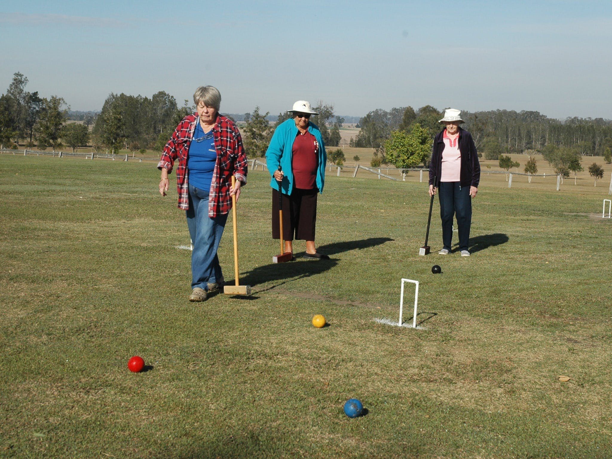Lawrence Croquet Club - VIC Tourism