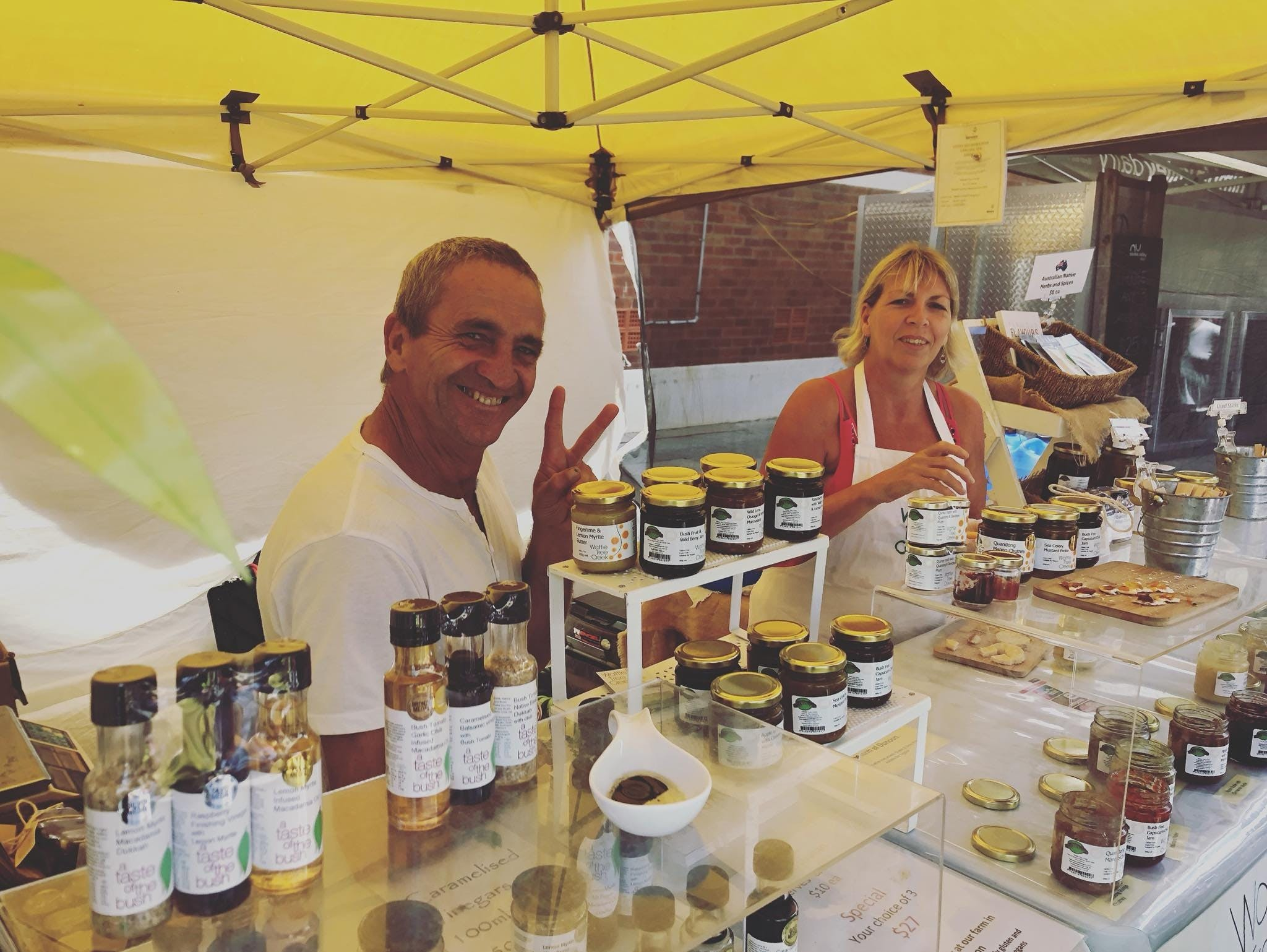Lismore Produce Markets - VIC Tourism