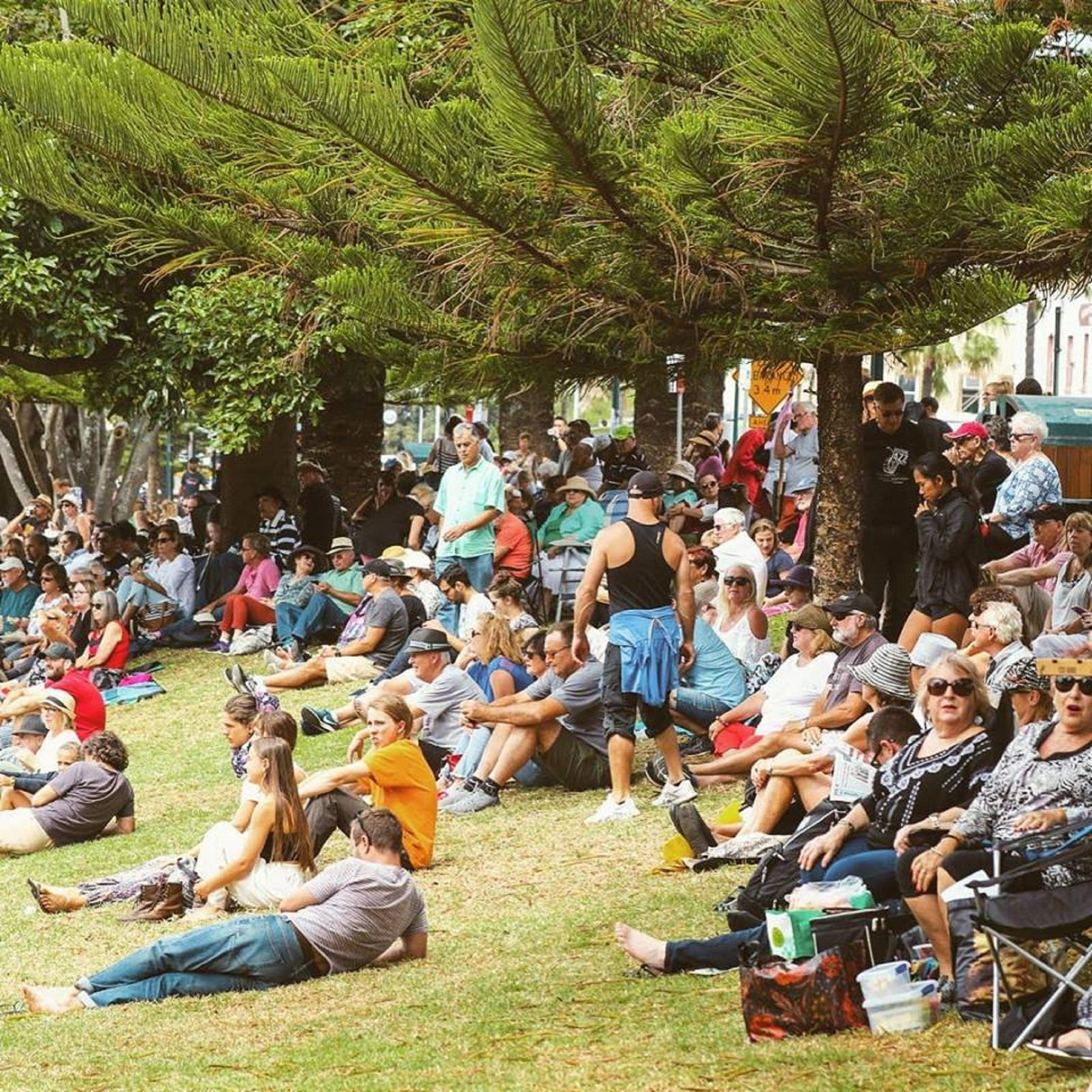 Music in the Park - VIC Tourism