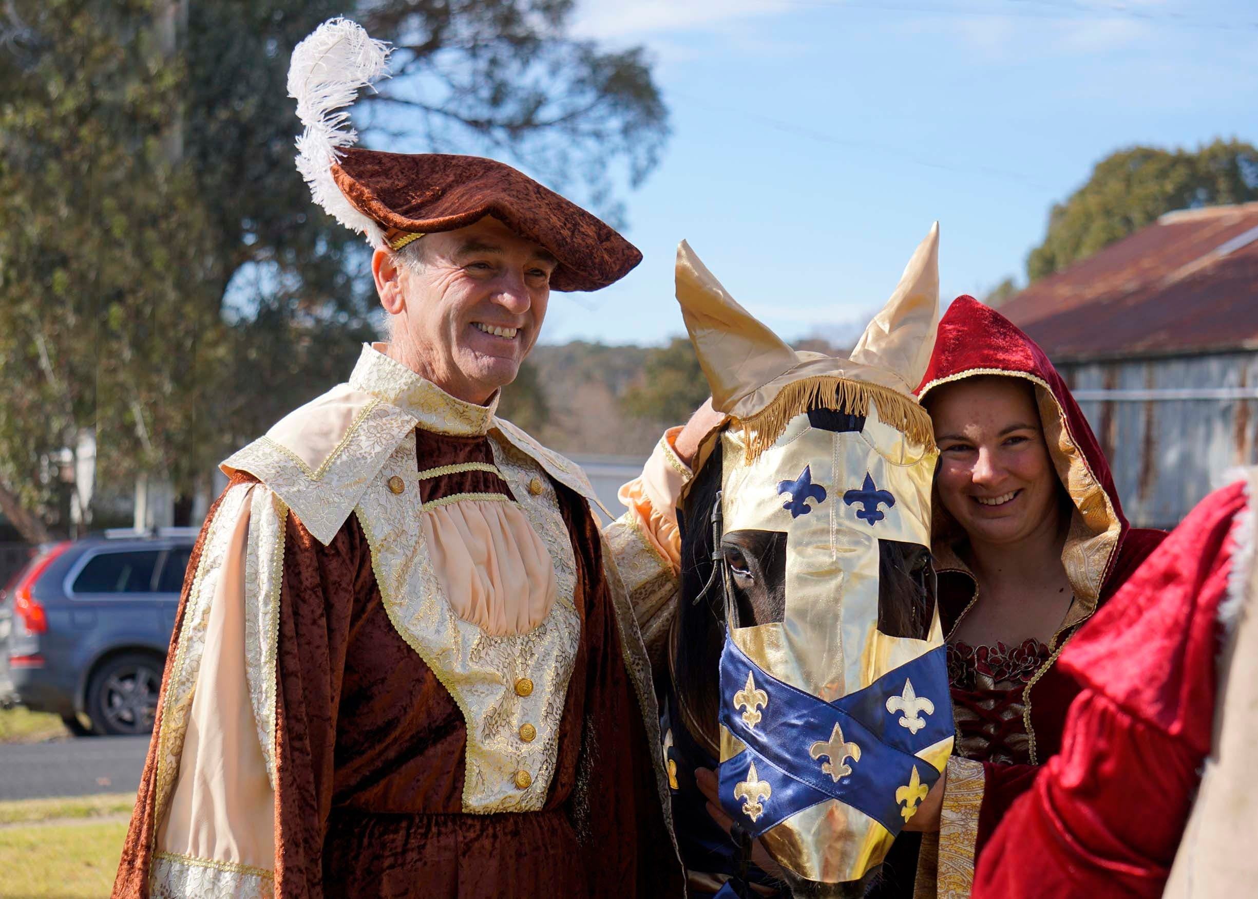 Newbridge Winter Solstice Festival - VIC Tourism