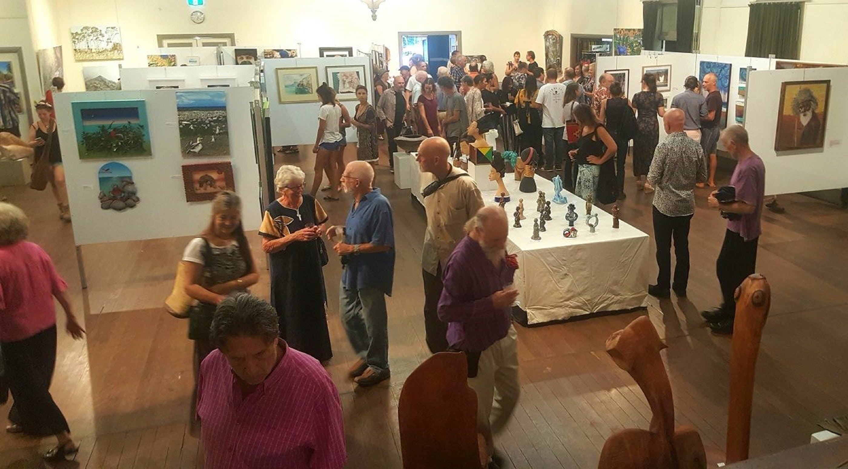 Nimbin Spring Arts Exhibition - VIC Tourism