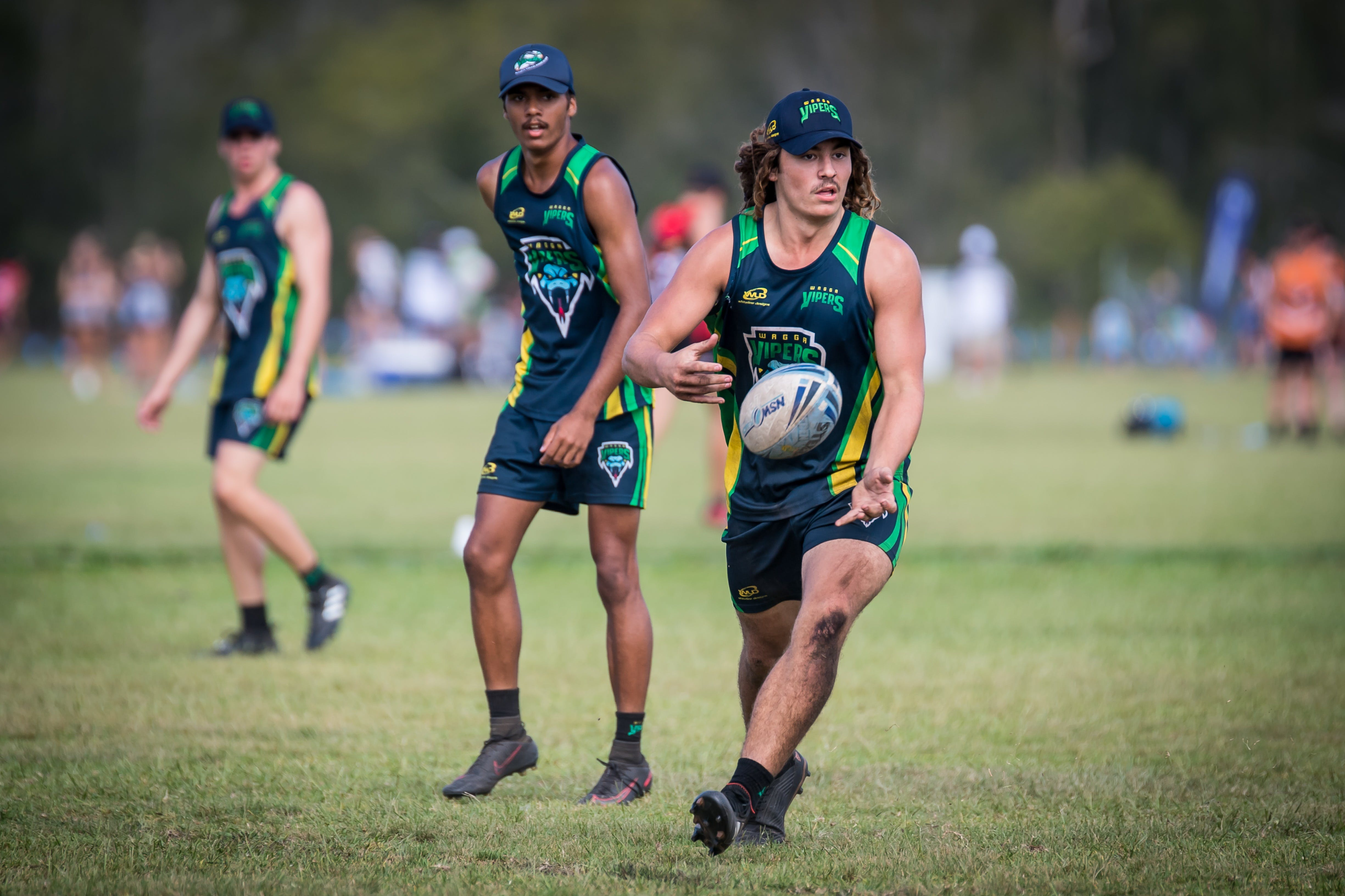 NSW Touch Junior State Cup Southern Conference - VIC Tourism