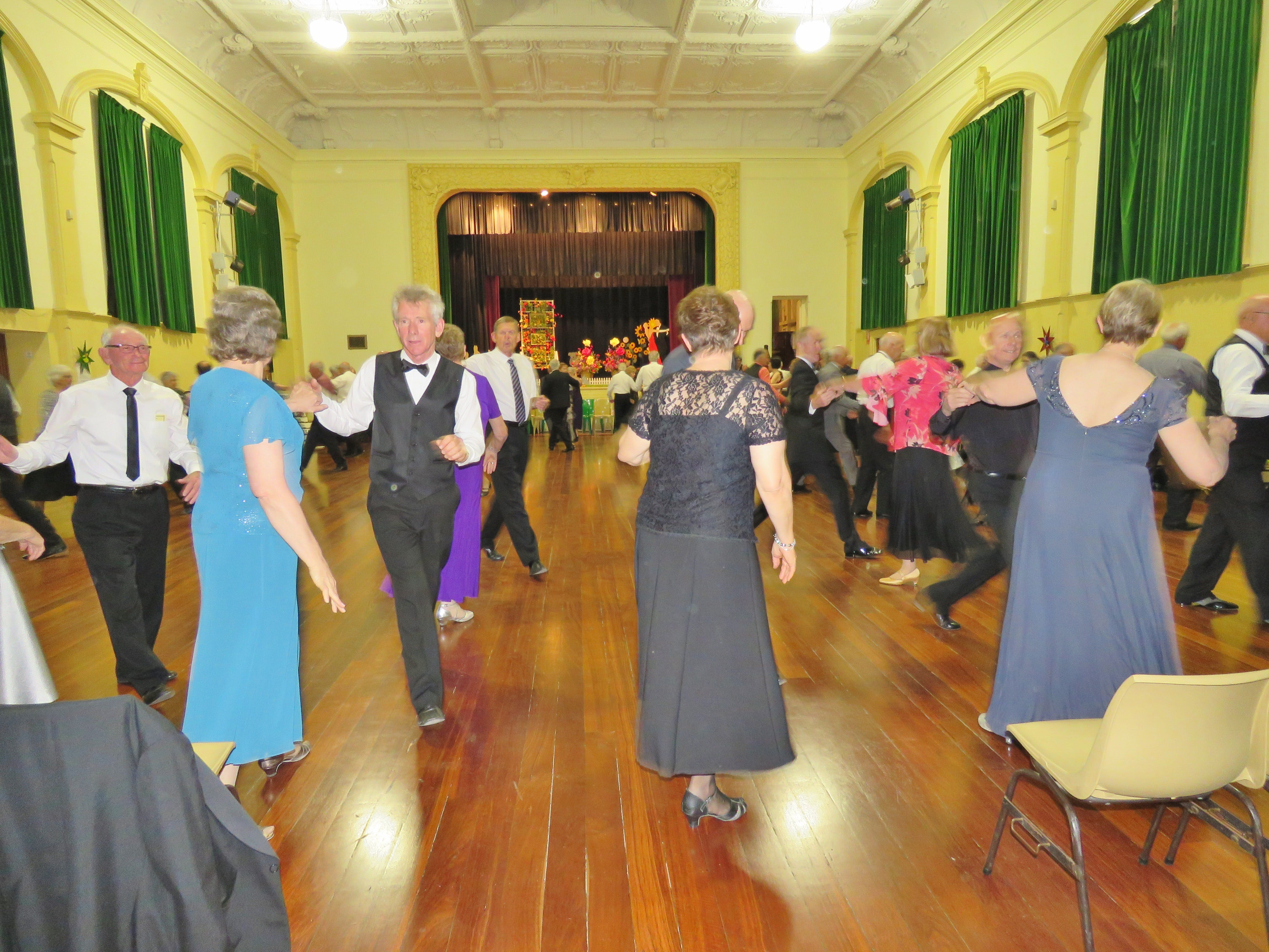 Old Style/New Vogue Dance Wallaroo - VIC Tourism