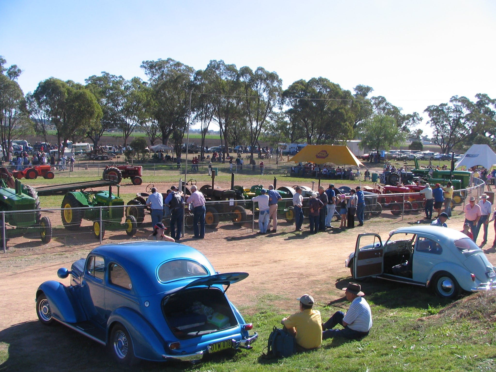 Quirindi Rural Heritage Village - Vintage Machinery and Miniature Railway Rally and Swap Meet - VIC Tourism